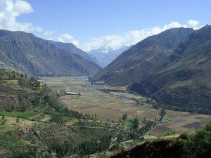 Ravijn in Peru