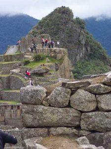 opgravingen van Machu Picchu