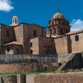 Inca tempel van Korricancha