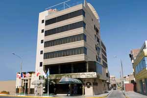 Hotel Costa del Sol Chiclayo N_Fachada