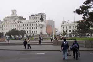 Lima oude centrum