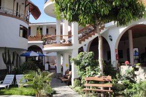 Hotel Alegria_Garden