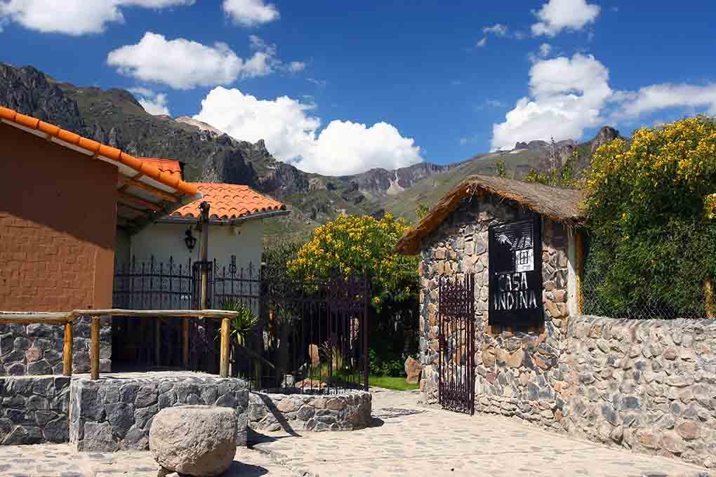 Hotels colca canyon toperu boek uw hotel bij de peru for Hotel casa andina classic arequipa