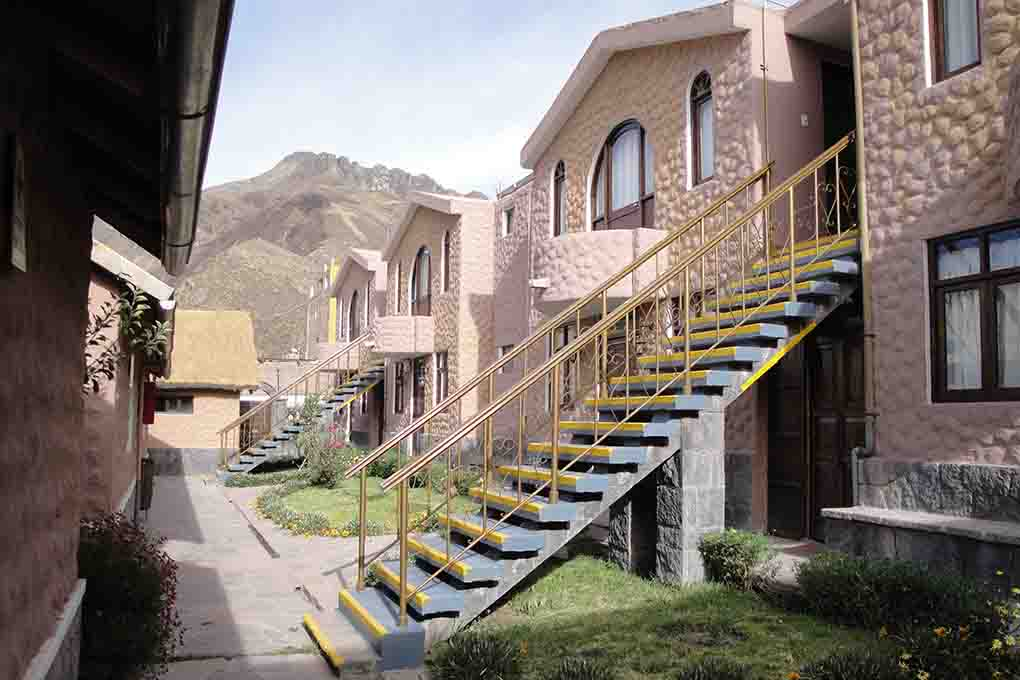Hotel Colca Llaqta Single Double Rooms