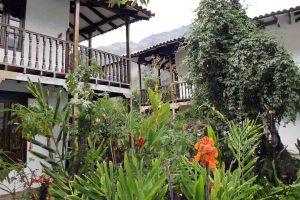 El Albergue_Garden