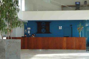 HSA Paracas_Reception