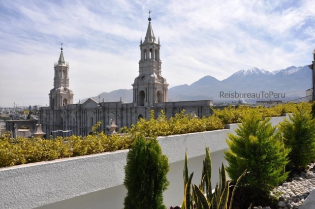 Kathedraal Arequipa