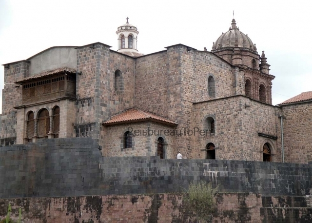 Koricancha, Cuzco