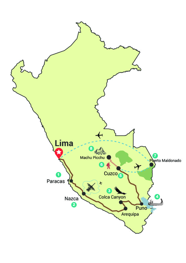 3 weekse Rondreis Peru