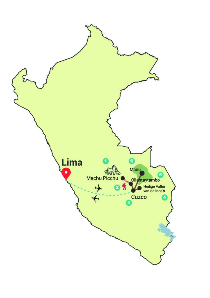 12 Daagse Rondreis Peru
